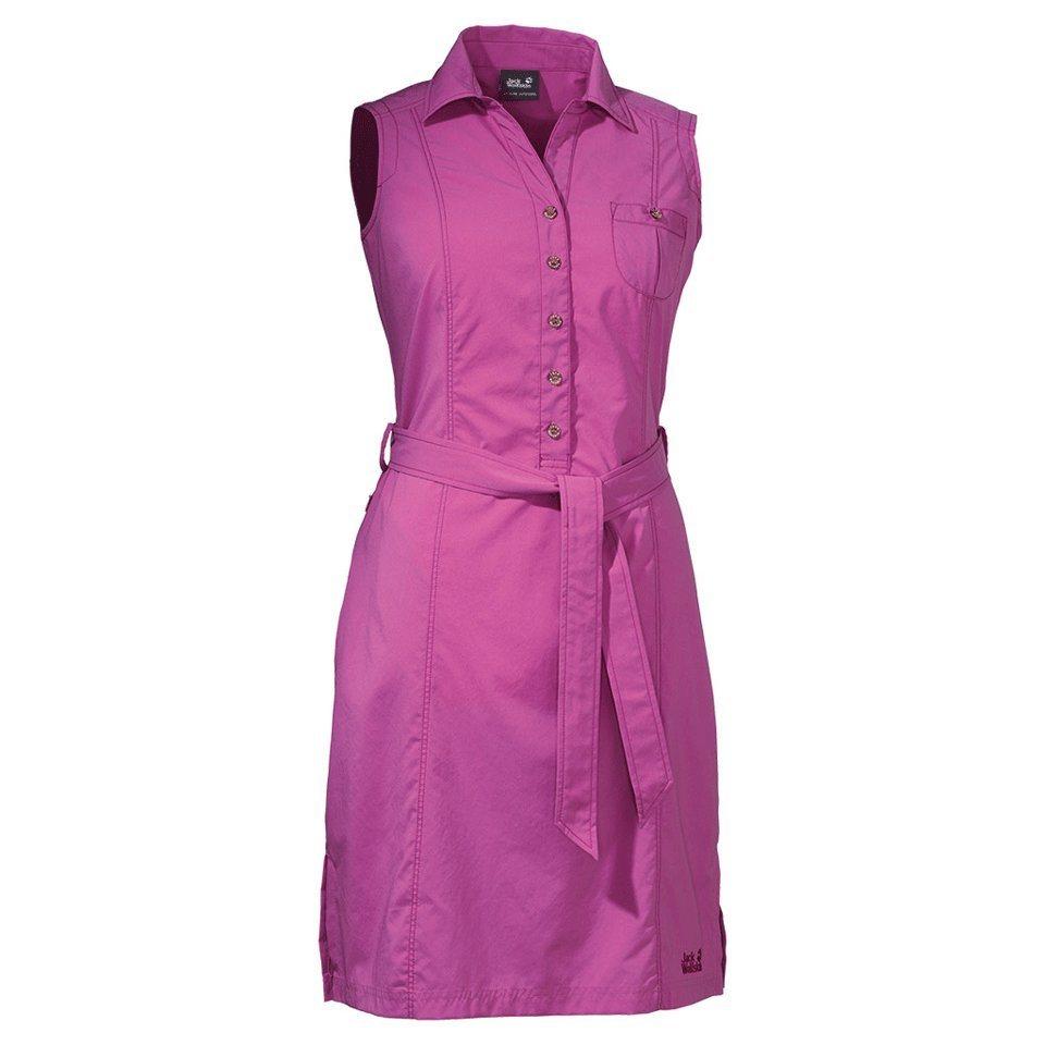 Jack Wolfskin Kleid »SONORA DRESS« in dahlia