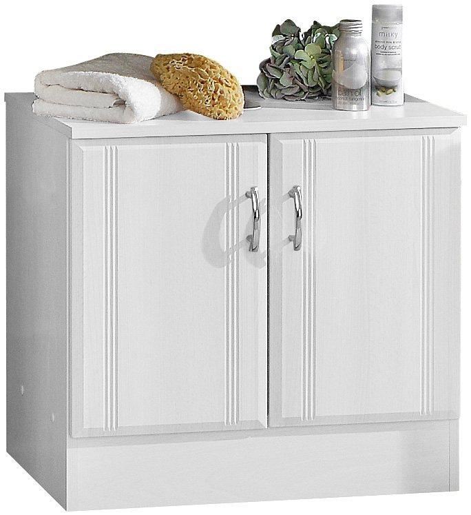 Waschbeckenunterschrank, Held Möbel, »Sidney« in Weiß
