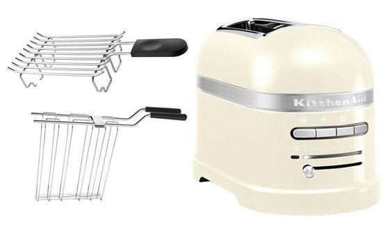 KitchenAid Toaster Artisan 5KMT2204EAC, für 2 Scheiben, 1250 W