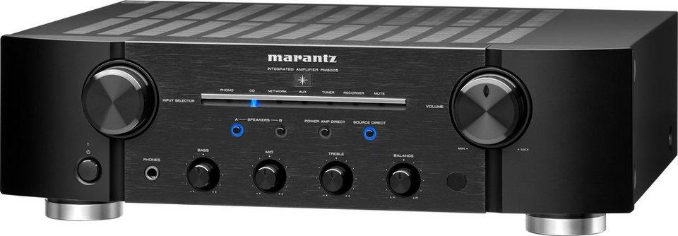 Marantz PM8005 Verstärker in schwarz