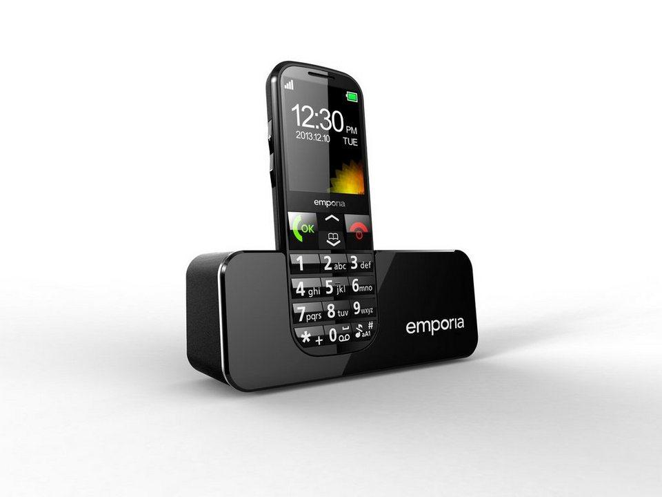 Emporia Handy »ECO« in Schwarz
