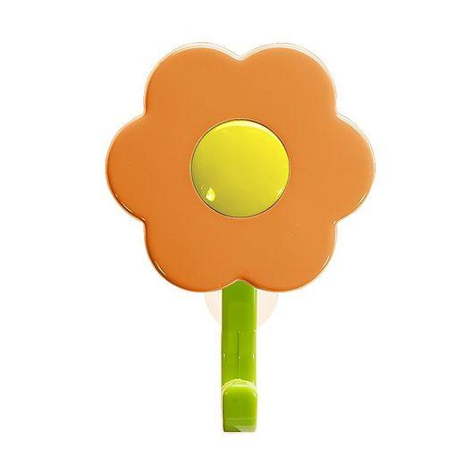 Wandhaken »Blumenhaken S«, Kochblume, mit Saugnapf