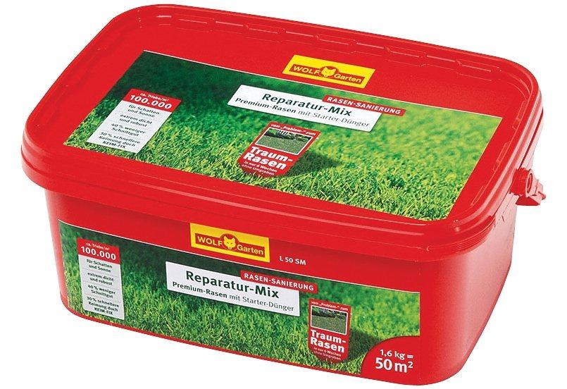 Premium-Rasen plus Aufbau-Dünger in grün