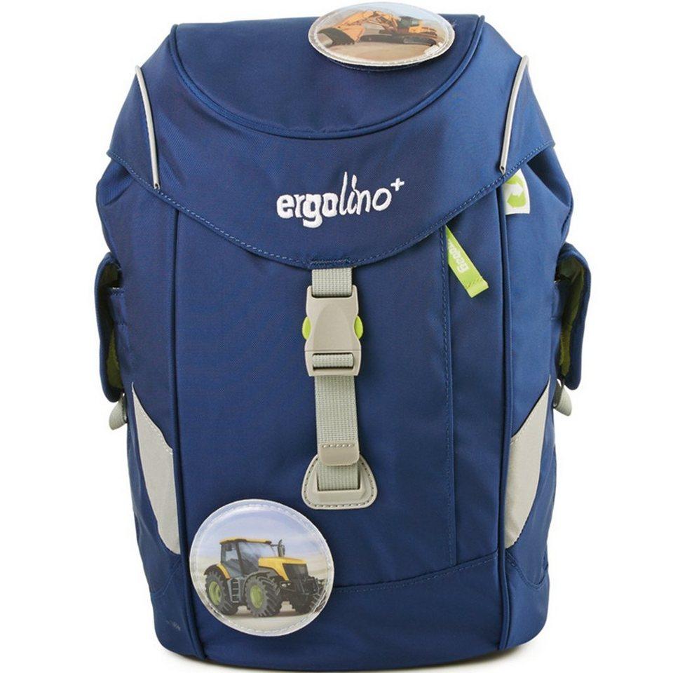 ergobag ergolino+ Schulrucksack 30 cm in Schniekobello