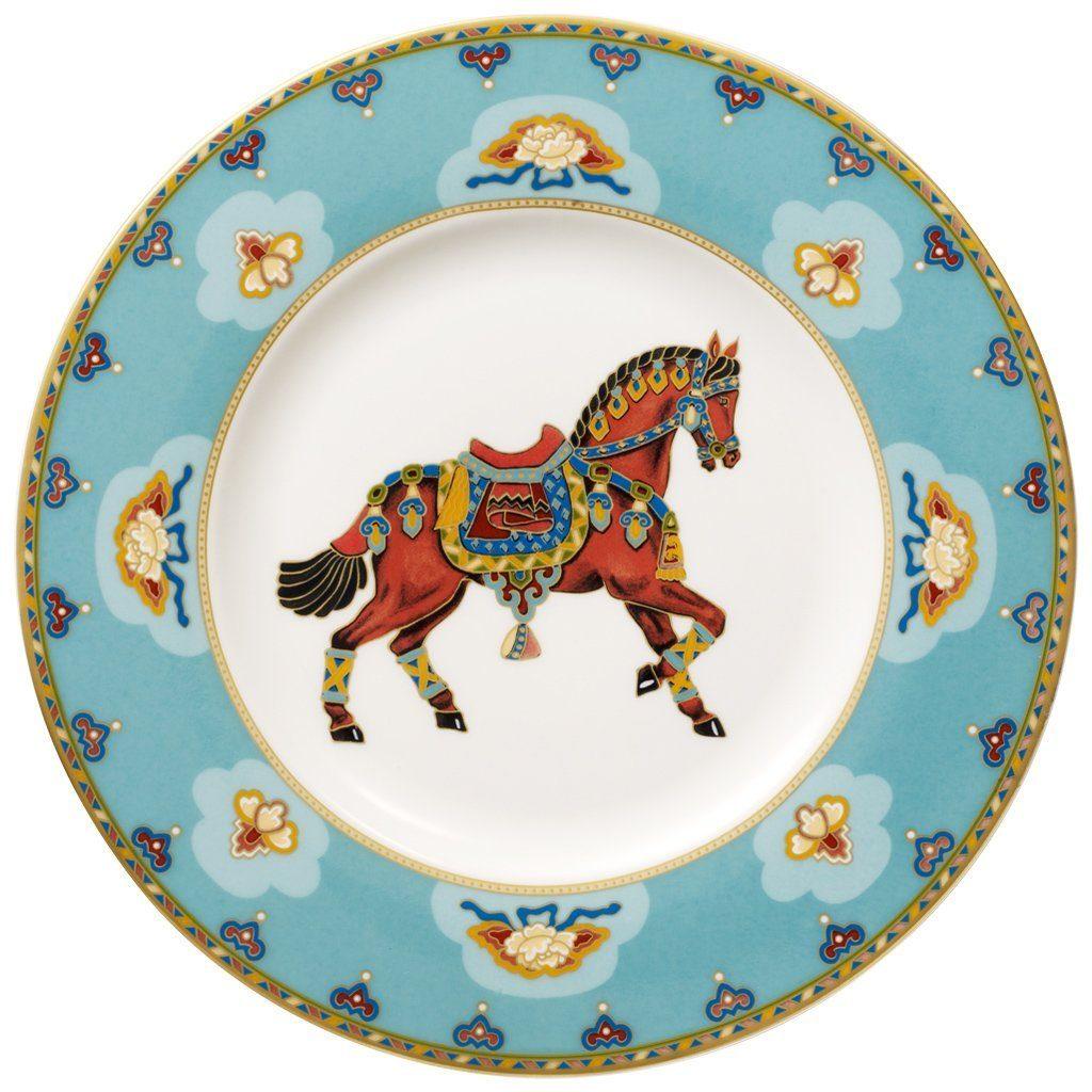 VILLEROY & BOCH Frühstücksteller »Samarkand Aquamarin«