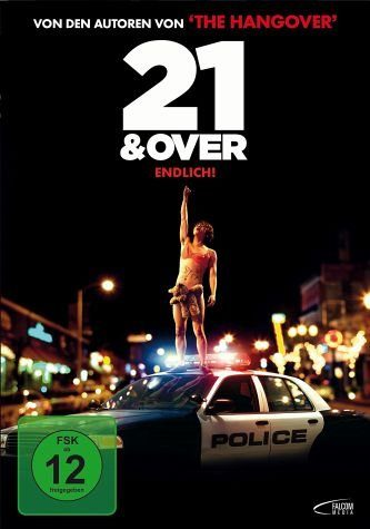 DVD »21 & Over - Endlich!«