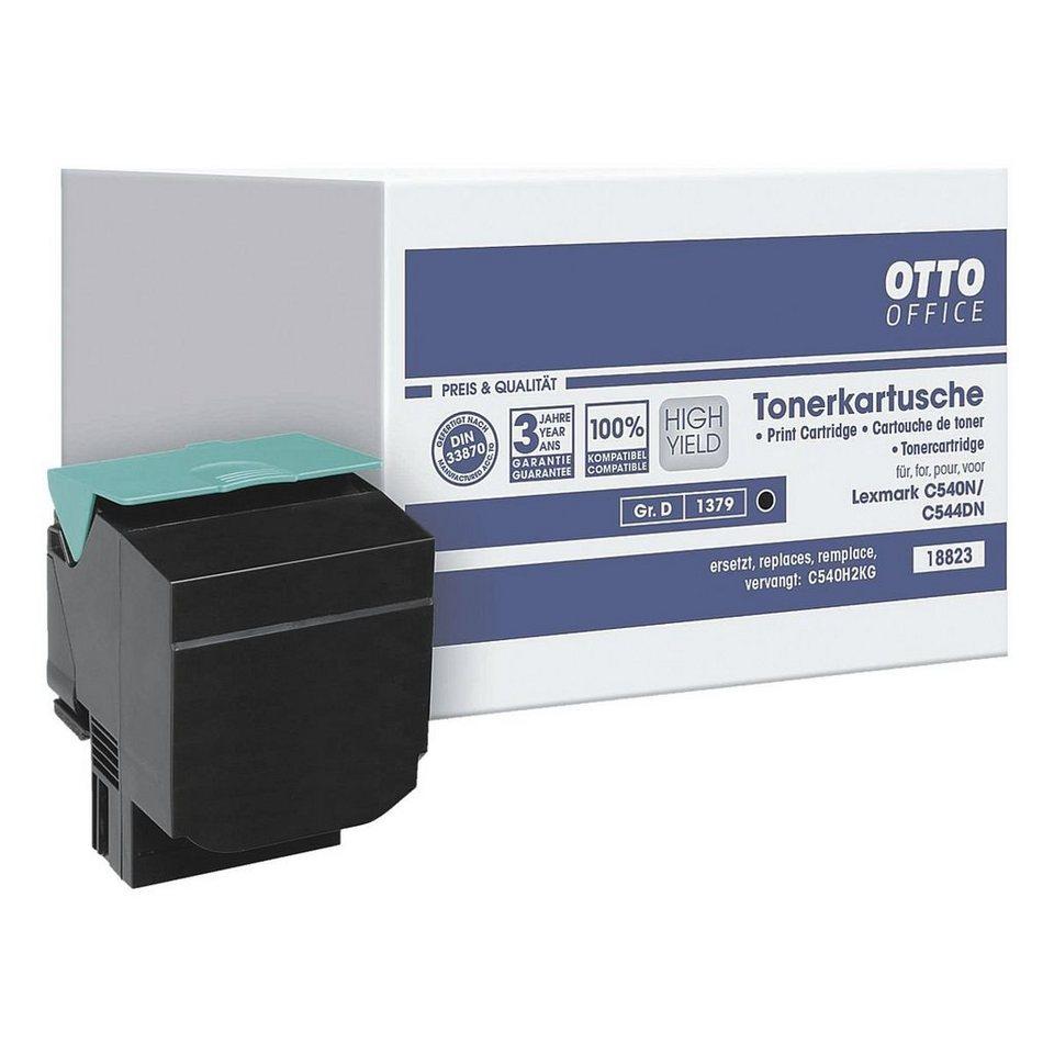OTTO Office Standard Tonerpatrone ersetzt Lexmark »C540H2KG«