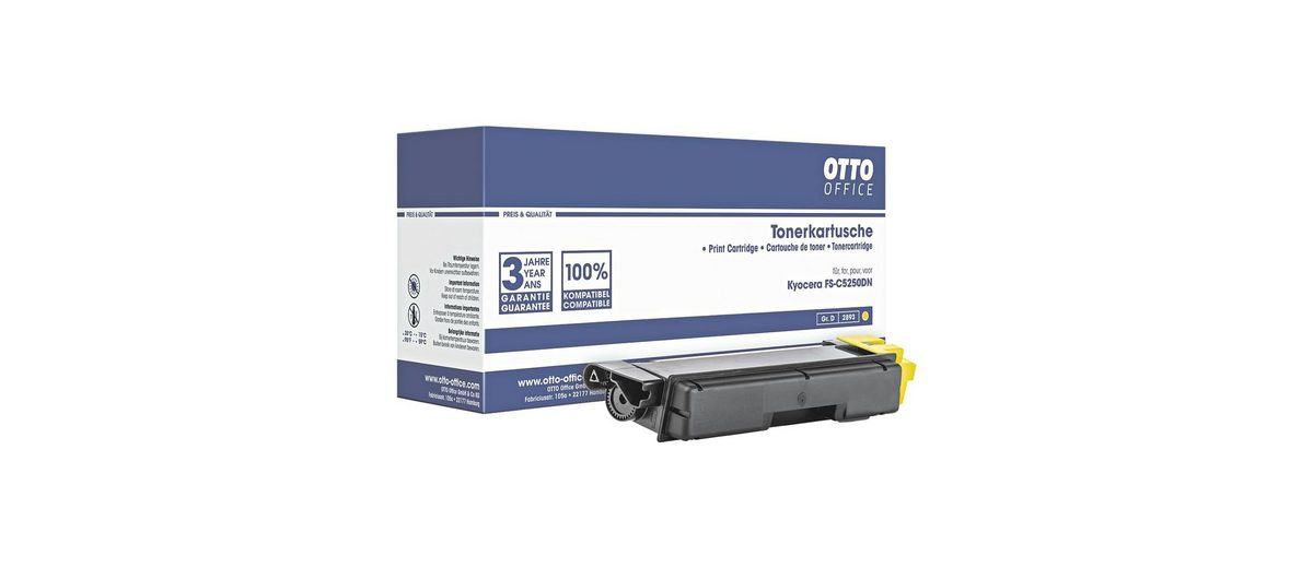 OTTO Office Standard Toner ersetzt Kyocera »TK-590Y«