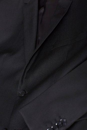 ESPRIT COLLECTION Stretch-Blazer mit feiner Struktur