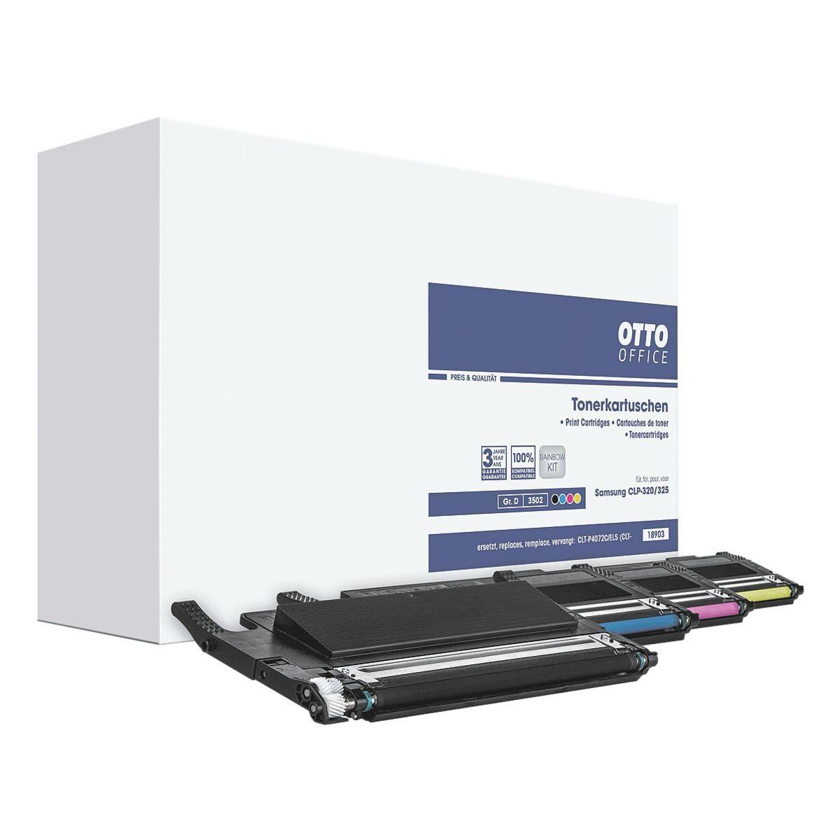 OTTO Office Toner-Set ersetzt Samsung »CLT-P4072C«