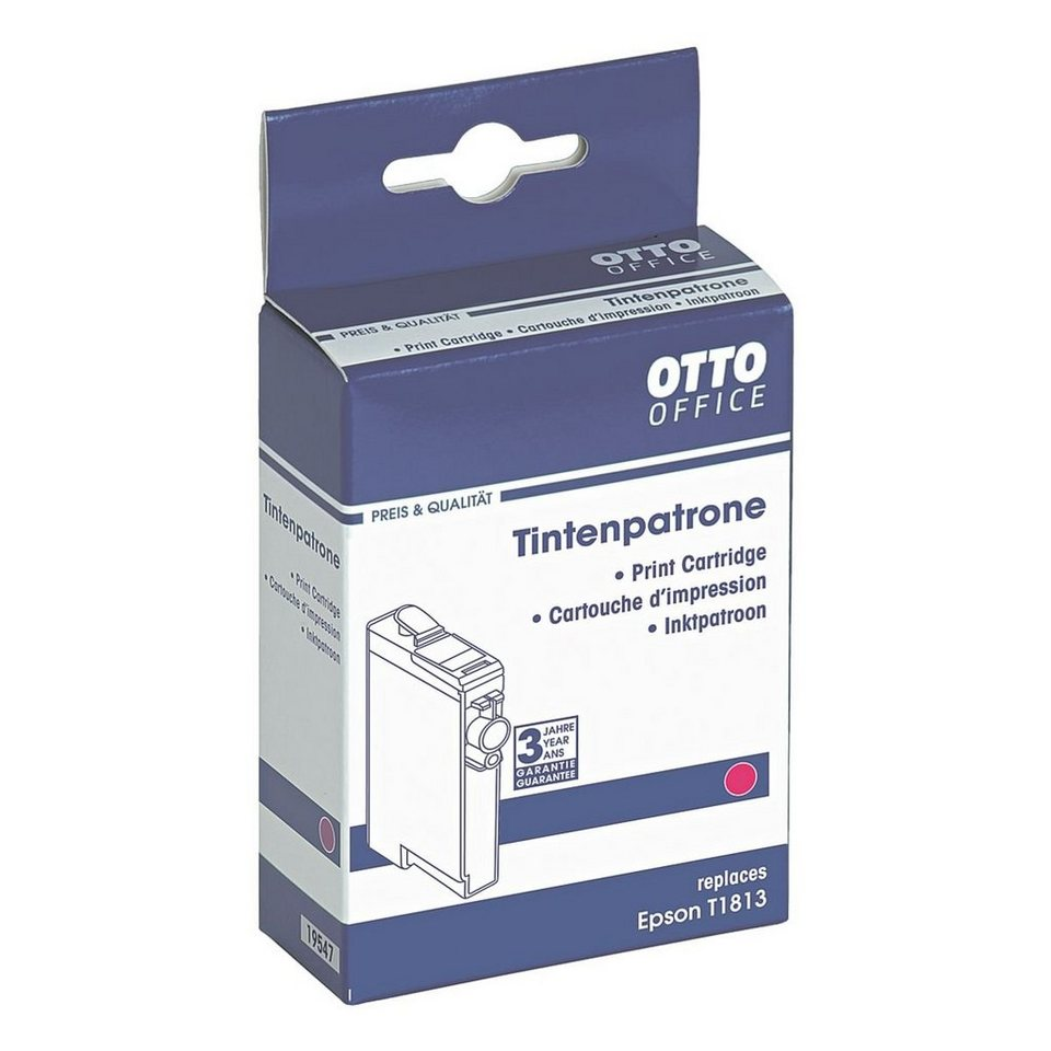 OTTO Office Standard Tintenpatrone ersetzt Epson »T1813XL«
