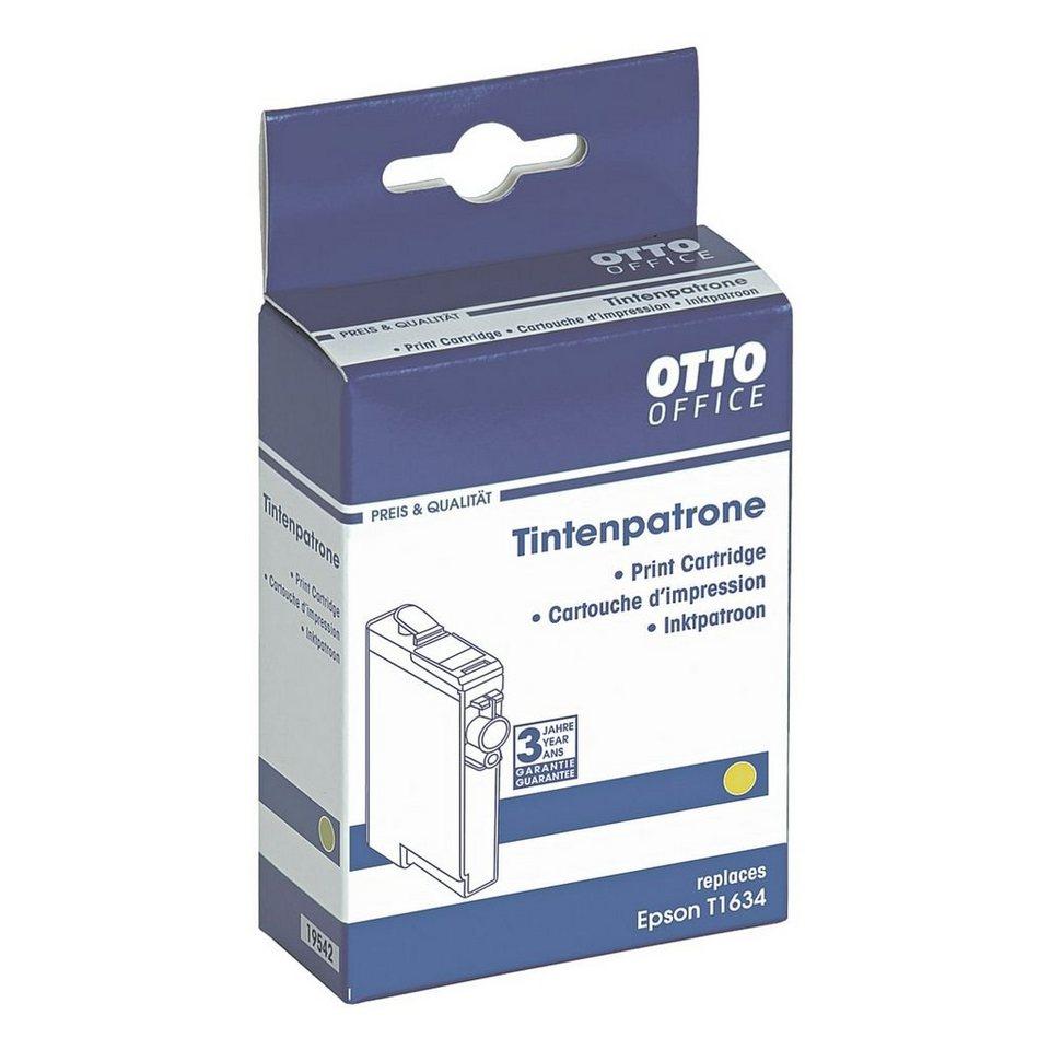 OTTO Office Standard Tintenpatrone ersetzt Epson »T1634XL«