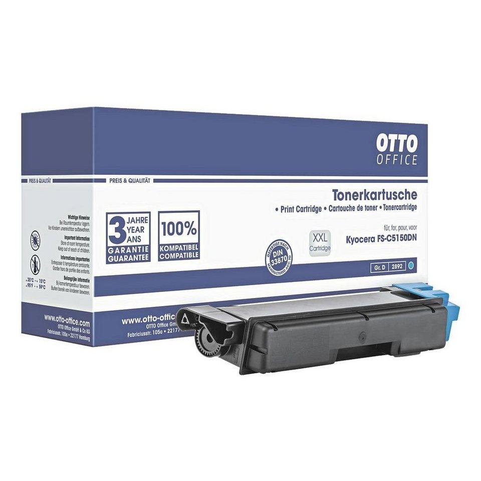 OTTO Office Standard Tonerpatrone ersetzt Kyocera »TK-580C«