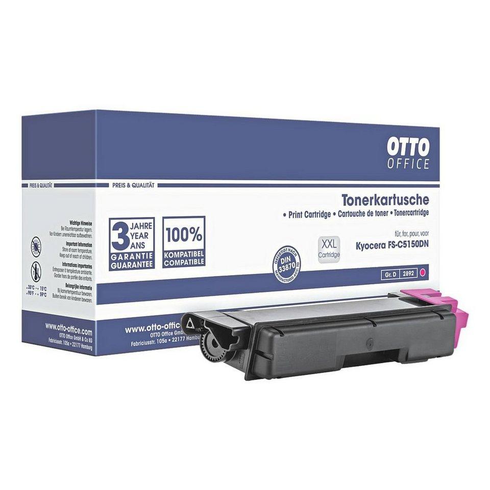 OTTO Office Standard Tonerpatrone ersetzt Kyocera »TK-580M«