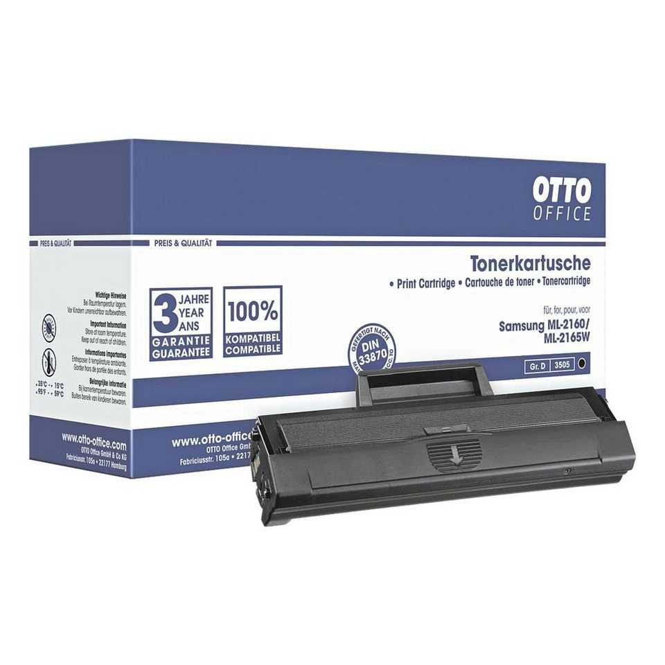OTTO Office Standard Toner ersetzt Samsung »MLT-D101S«
