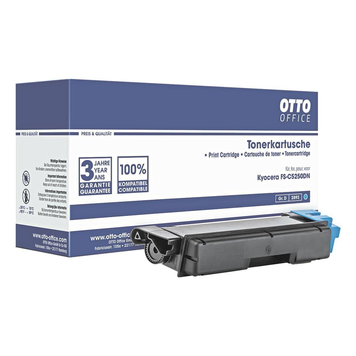 OTTO Office Standard Toner ersetzt Kyocera »TK-590C«