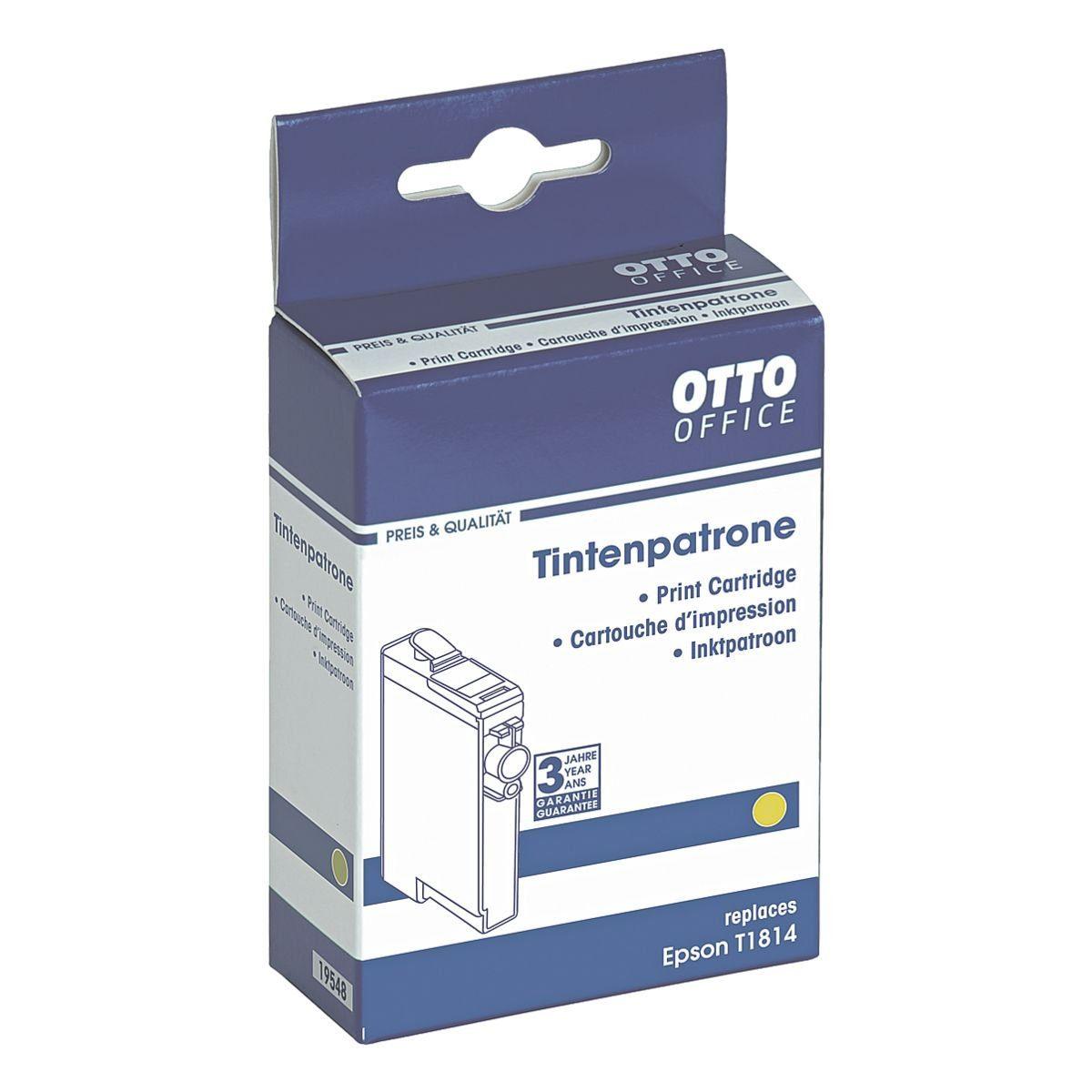 OTTO Office Standard Tintenpatrone ersetzt Epson »T1814XL«