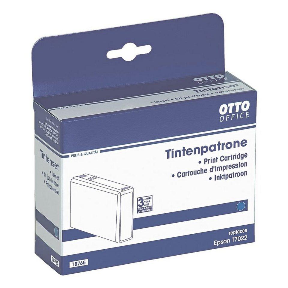 OTTO Office Standard Tintenpatrone ersetzt Epson »T0722«