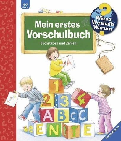 Gebundenes Buch »Mein erstes Vorschulbuch«