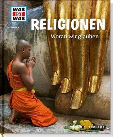 Gebundenes Buch »Religionen / Was ist was Bd.105«