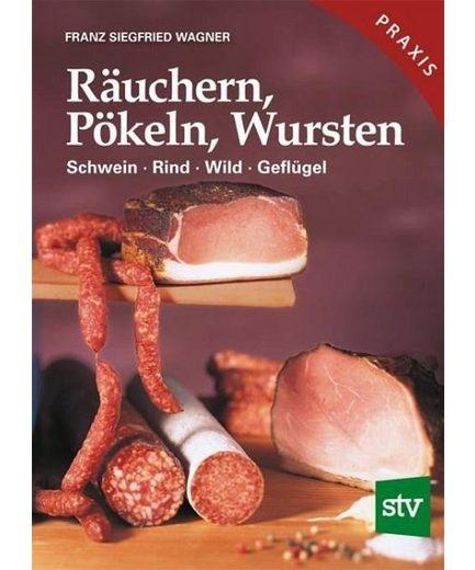 Gebundenes Buch »Räuchern, Pökeln, Wursten«