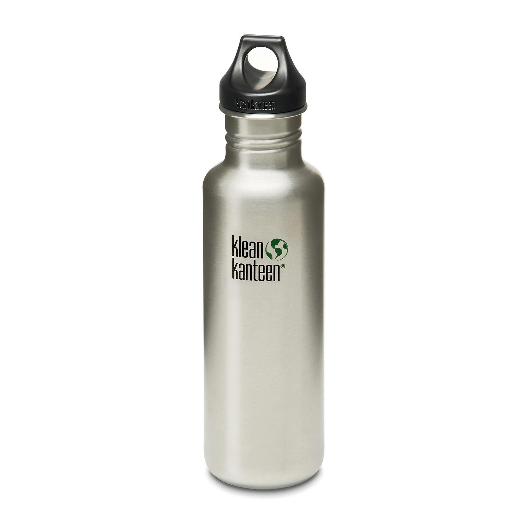 Klean Kanteen Trinkflasche »Classic Trinkflasche mit Loop Cap 800ml«