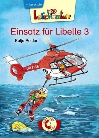 Gebundenes Buch »Lesepiraten - Einsatz für Libelle 3«