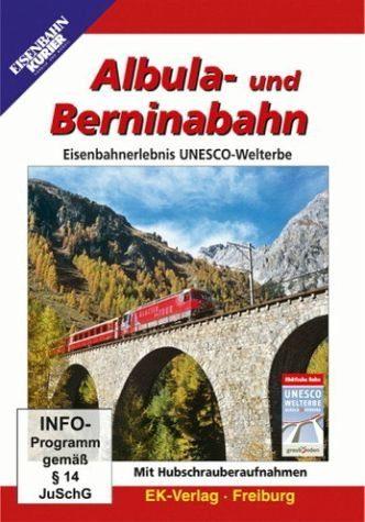 DVD »Albula- und Berninabahn«