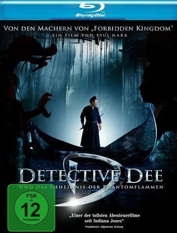 Blu-ray »Detective Dee und das Geheimnis der...«