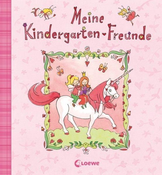 Gebundenes Buch »Meine Kindergarten-Freunde (Einhorn)«