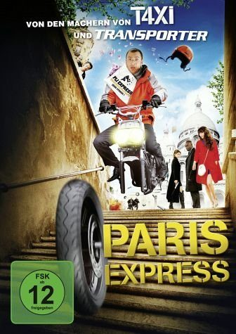 DVD »Paris Express«