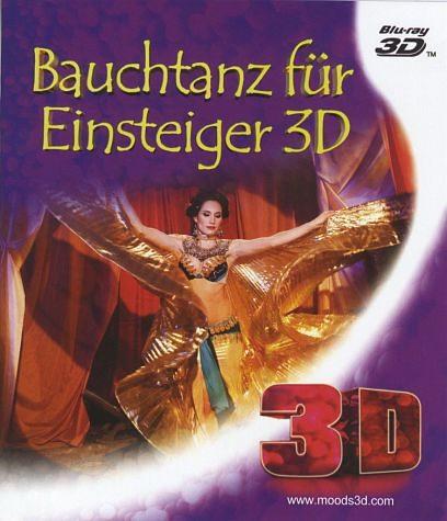 Blu-ray »Bauchtanz für Einsteiger 3D (Blu-ray 3D)«