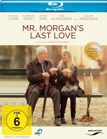 Blu-ray »Mr. Morgan's Last Love«