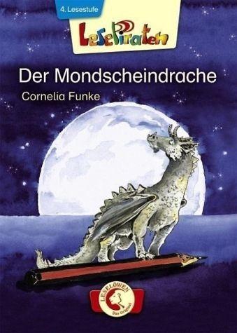 Gebundenes Buch »Lesepiraten. Der Mondscheindrache«