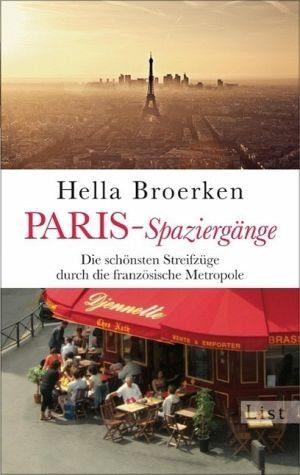 Broschiertes Buch »Paris-Spaziergänge«
