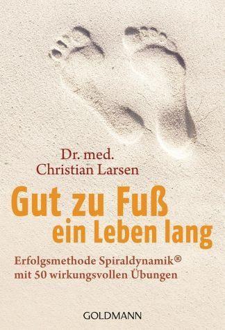 Broschiertes Buch »Gut zu Fuß ein Leben lang«