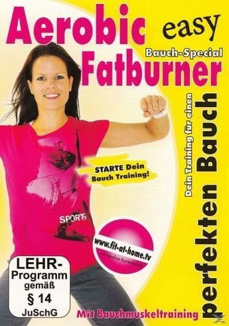 DVD »Aerobic Fatburner - Bauch Spezial - Dein...«
