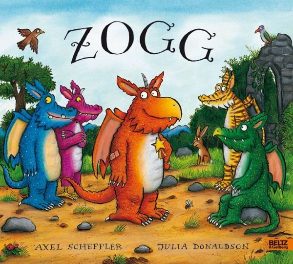 Gebundenes Buch »Zogg«