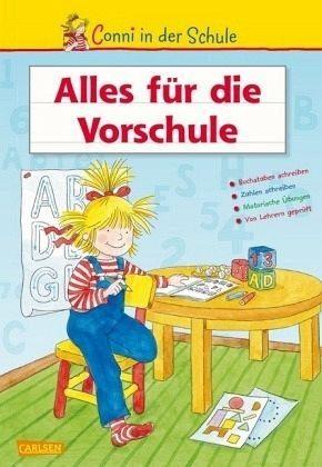 Broschiertes Buch »Conni in der Schule: Alles für die Vorschule«