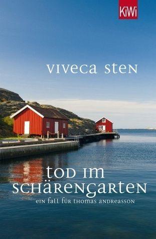 Broschiertes Buch »Tod im Schärengarten / Thomas Andreasson Bd.2«