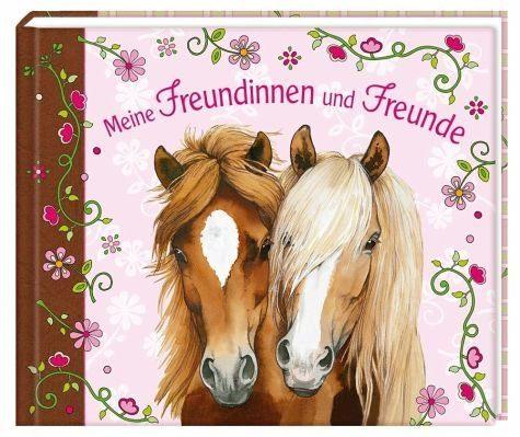 Gebundenes Buch »Meine Freundinnen und Freunde«