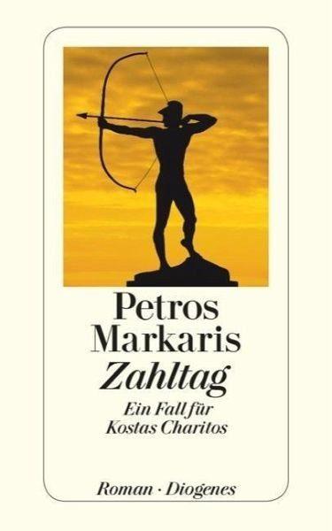 Broschiertes Buch »Zahltag / Kostas Charitos Bd.8«
