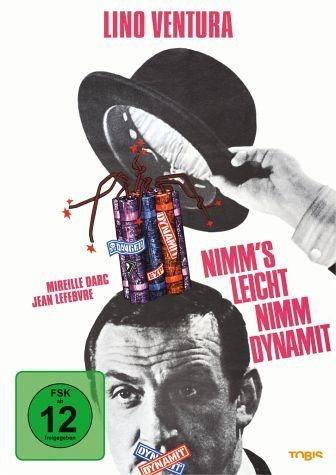 DVD »Nimm's leicht - nimm Dynamit«