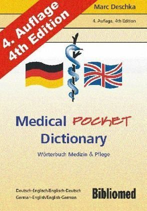 Broschiertes Buch »Medical Pocket Dictionary. Wörterbuch Medizin...«