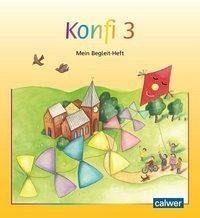 Broschiertes Buch »Konfi 3«