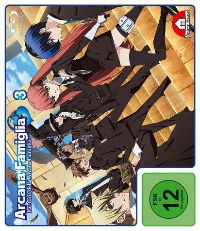 Blu-ray »Arcana Famiglia 3«