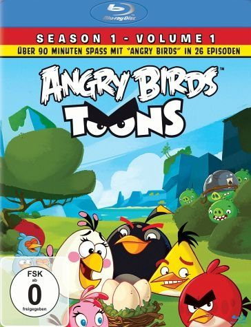 Blu-ray »Angry Birds Toons - Season 1, Volume 1«