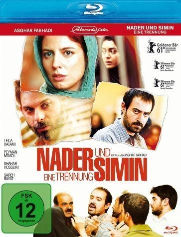 Blu-ray »Nader und Simin - Eine Trennung«
