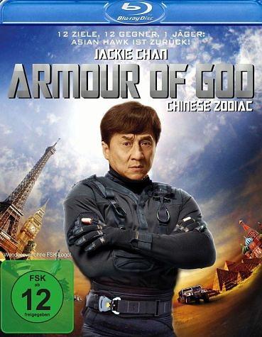 Blu-ray »Armour of God - Chinese Zodiac«