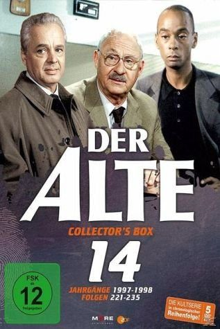 DVD »Der Alte - Collector's Box Vol. 14 (Folgen...«